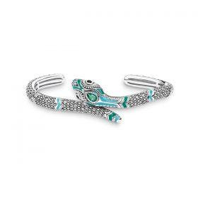 Bracelet Serpent Argent Amazonie Mystique qualité prix