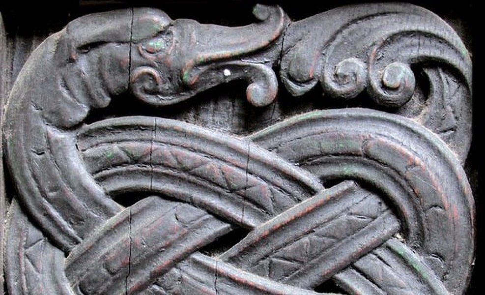 Serpent Celtic