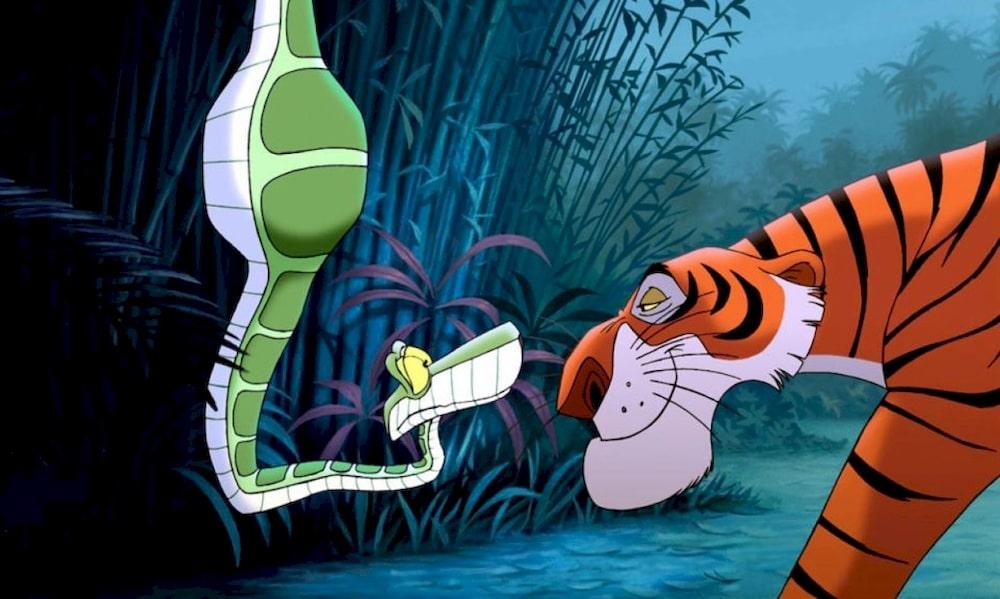 livre de la jungle 2 kaa