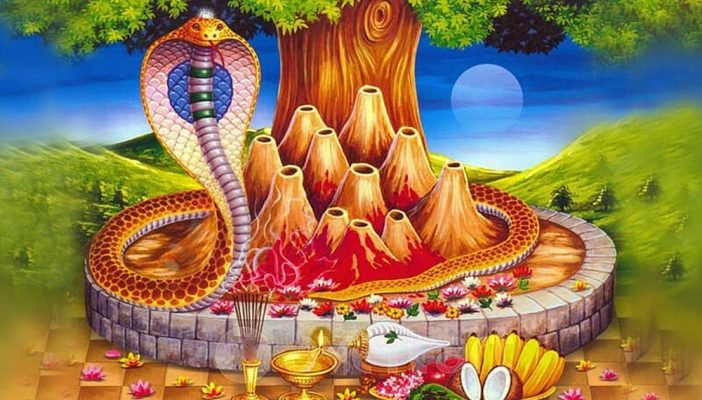 serpent peinture
