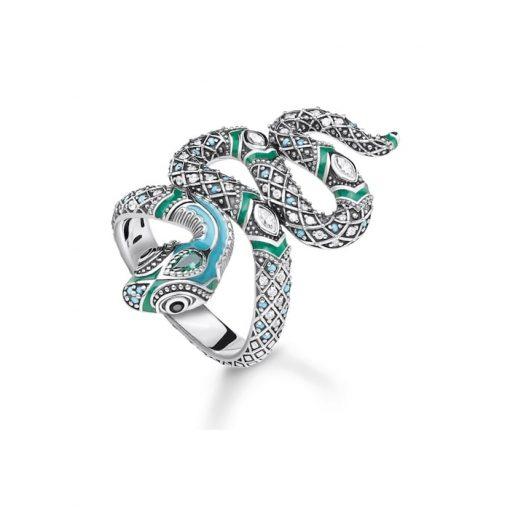 Bague Serpent Jungle Spirituelle acheter