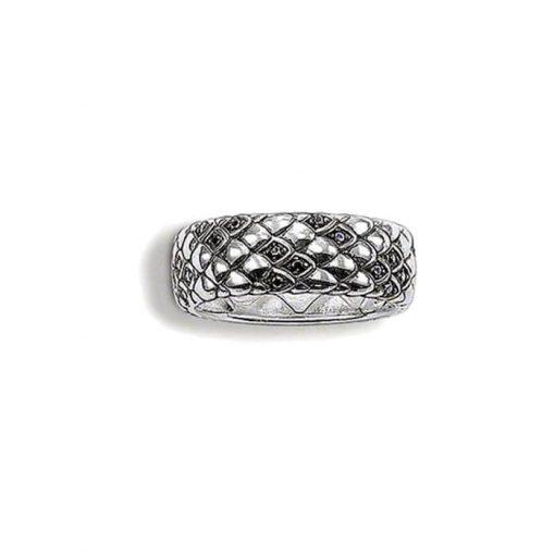 Bague Serpent Peau Ecaille Diamant acheter