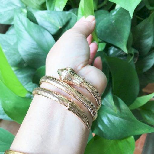 Bracelets Serpent Torsadé extensible qualité prix