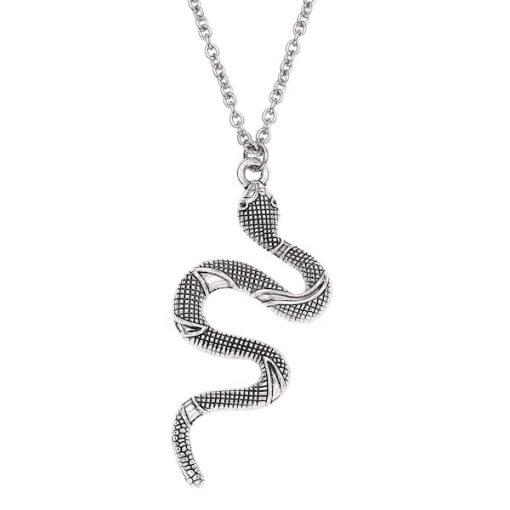 Colliers Serpent Style Neo Gothique acheter