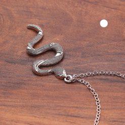 Colliers Serpent Style Neo Gothique qualité prix
