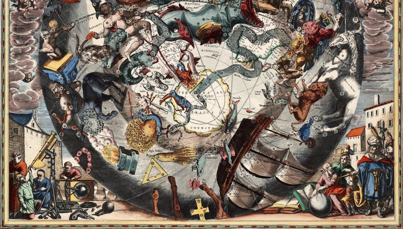 Serpentaire ou Ophiuchus Tout sur ce Nouveau Signe du Zodiaque peinture