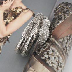 Bracelet Serpent Grand Luxe achat