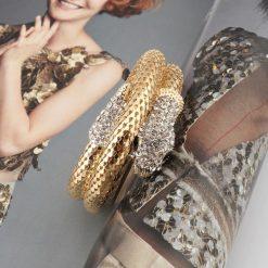 Bracelet Serpent Grand Luxe acheter