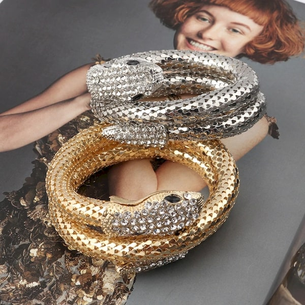 Bracelet Serpent Grand Luxe qualité prix