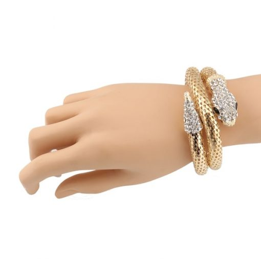 Bracelet Serpent Grand Luxe sexy